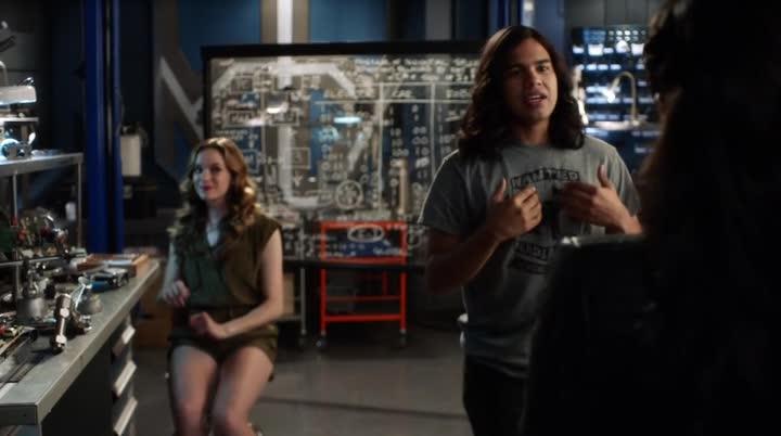 The Flash S04E02 CZ titulky