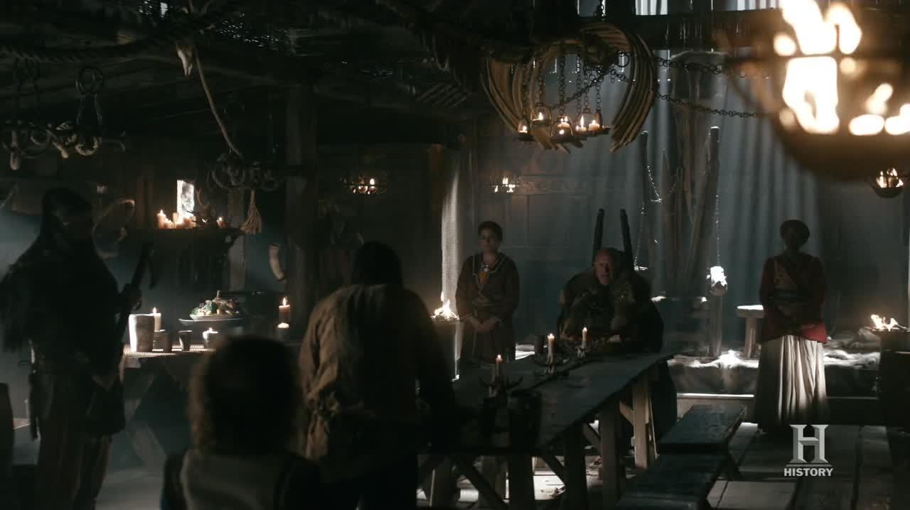 Vikingove S06E03 CZ titulky HD