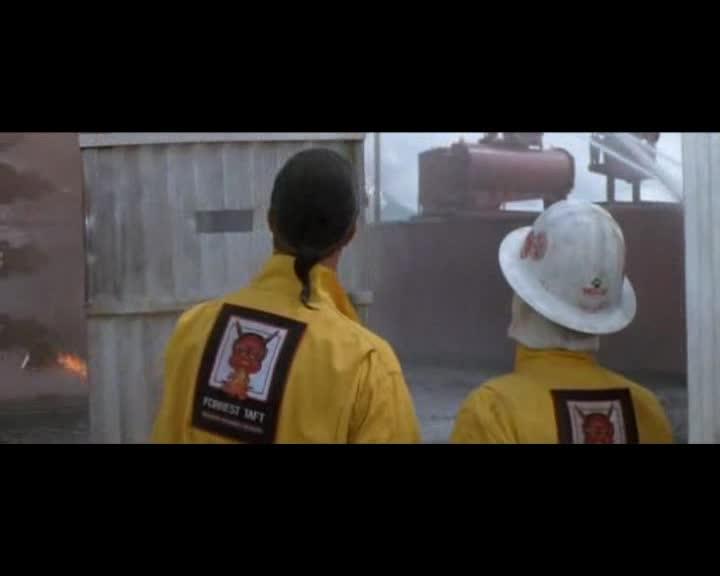 Aljaska v plamenech  1994 DVD CZ