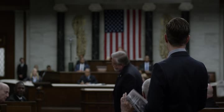 House of Cards S05E01 CZ titulky