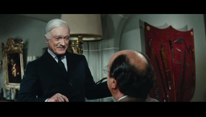 Fantomas kontra Scotland Yard 1966 cz dabing  dobrodruzny  komedie  krimi  fantasy  HD