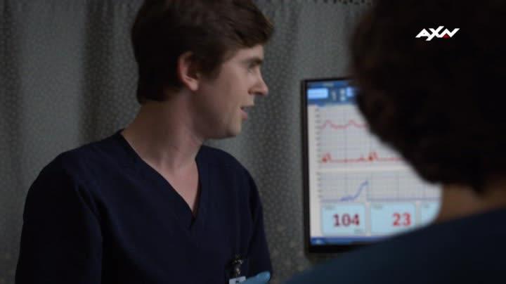 Dobry doktor S02E11 CZ dab