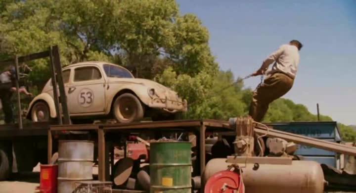 Muj autak Brouk  Herbie Fully Loaded  2005 DVDrip CZdabing