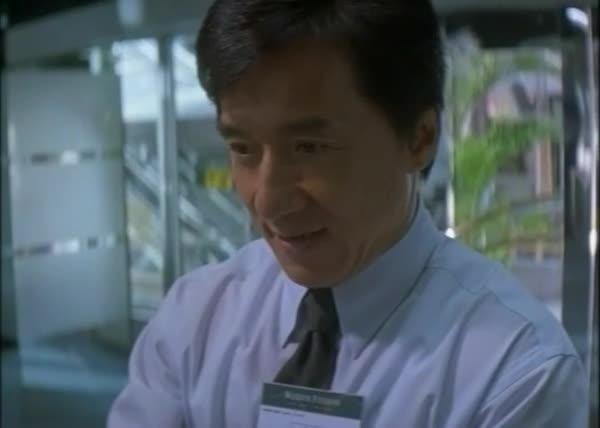 Agent Z Hongkongu 2001 CZ dab