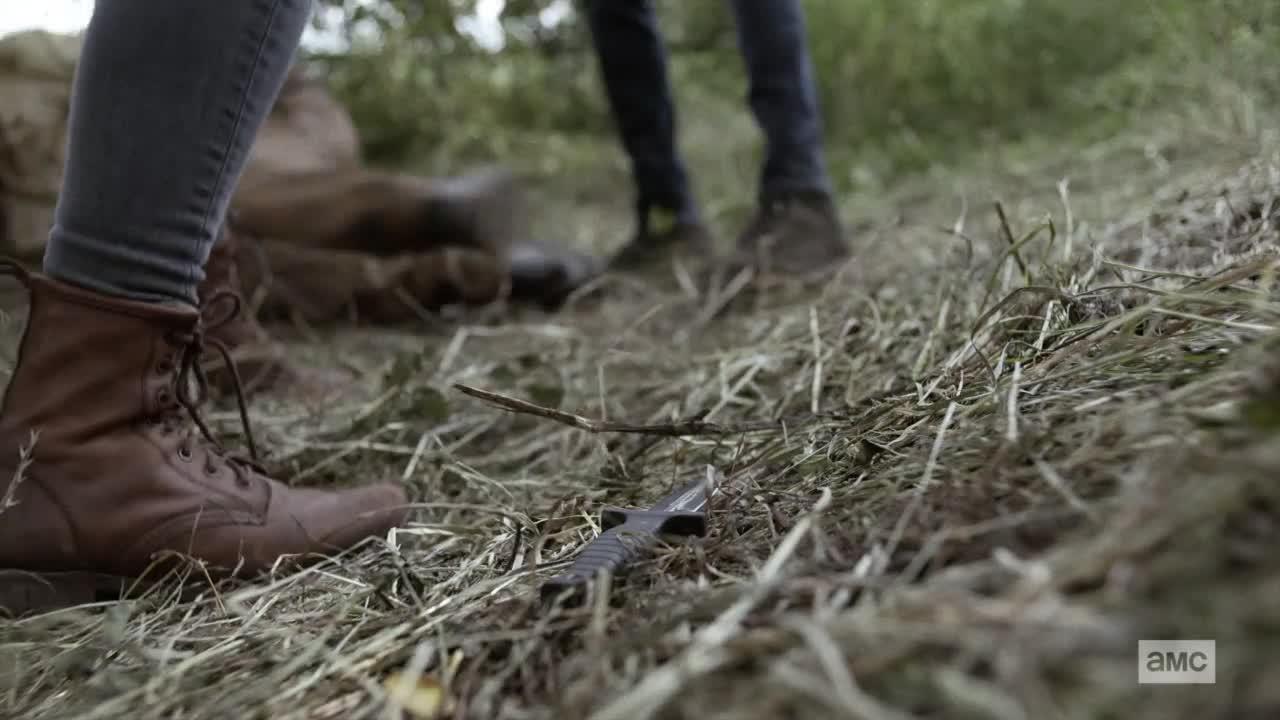 Zivi mrtvi Pocatek konce S05E11 CZ titulky HD