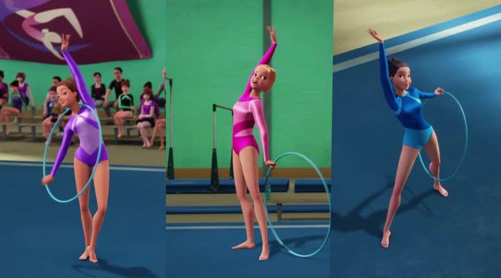 Barbie   Tajna agentka  Barbie   Spy Squad  2016 BRrip CZdabing