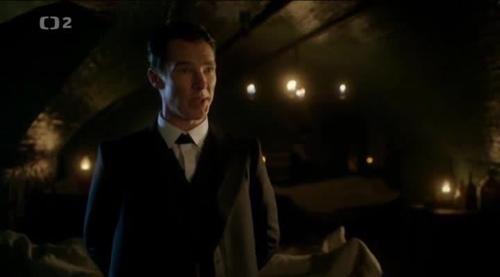 Sherlock   Prizracna nevesta 2016 CZ dabing