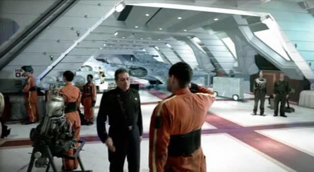 Battlestar Galactica CZ dabing   Sci Fi Akcni  USA  2003