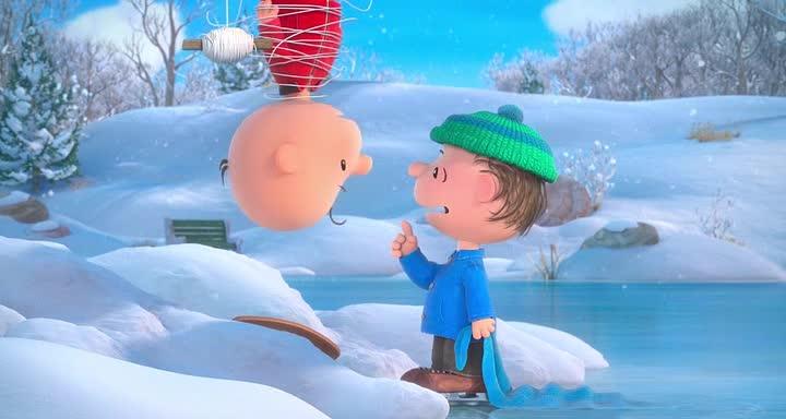 Snoopy a Charlie Brown Peanuts ve filmu 2015 CZ dab