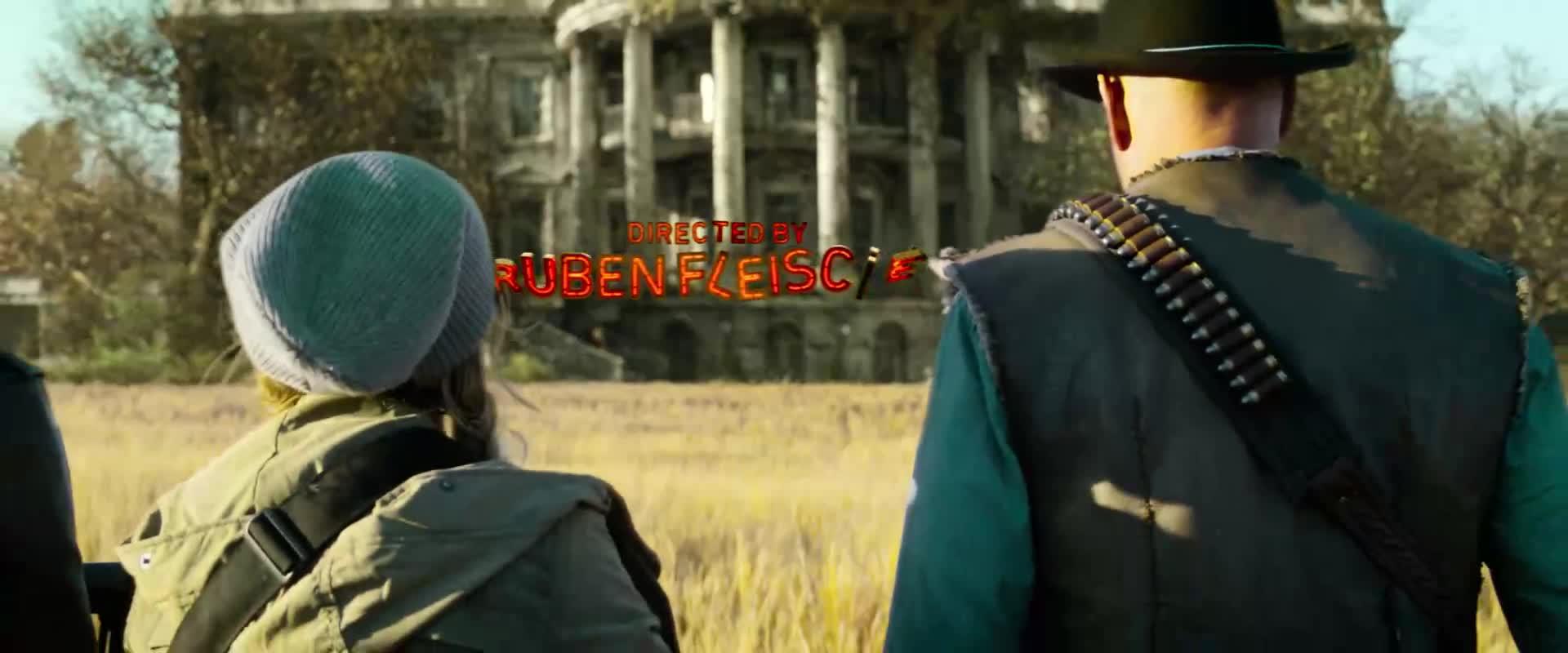 Zombieland Rana jistoty 2019 CZ dabing HD