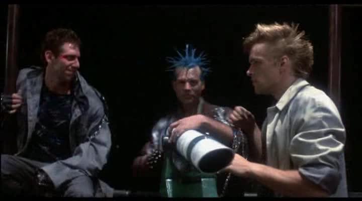 Terminator 1   CZ dabing 1984