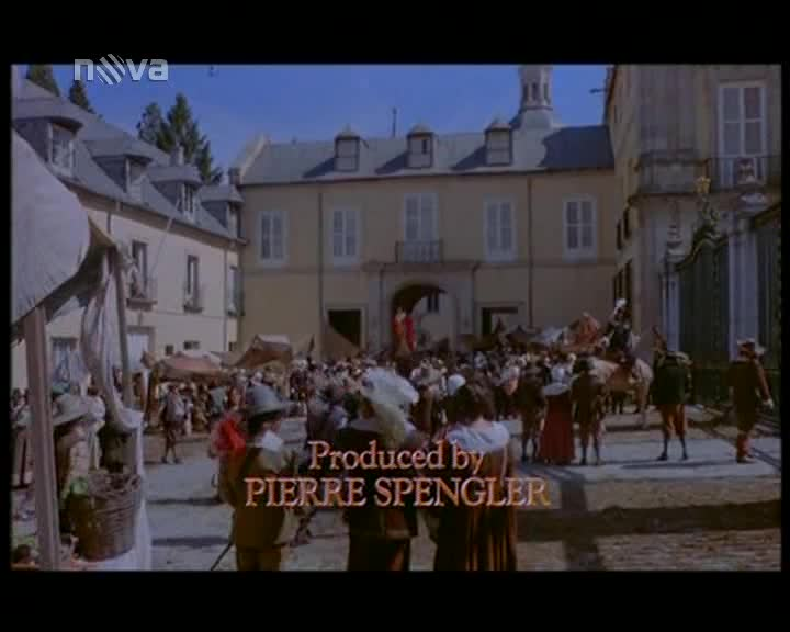 Navrat musketyru  1989 TV CZ