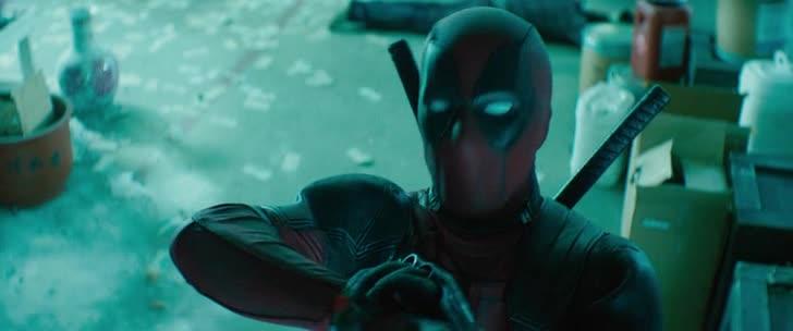Deadpool 2  2018 CZ dabing sci fi  akcni