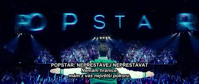 Popstar  Never Stop Never Stopping CZ titulky  2016  Komedie