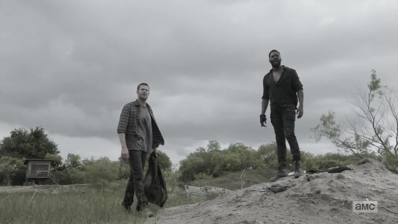 Zivi mrtvi Pocatek konce - Fear the Walking Dead S04E15 CZ titulky 720p