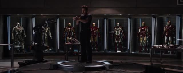 Iron man 3 2013  akcni sci fi cz dab