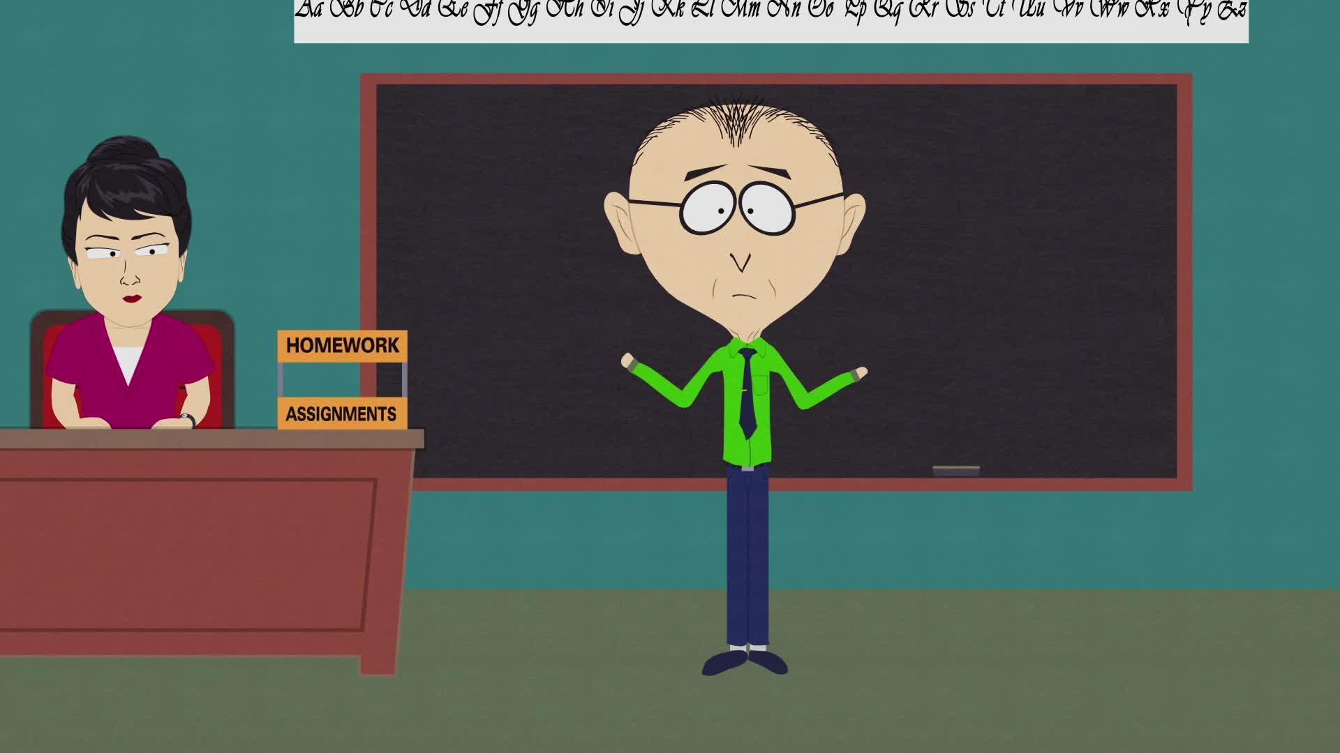 South Park   S23E09   Streamovaci sluzby  CZ dabing 1080p