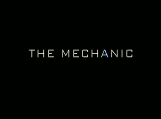 Mechanik zabijak  2011 DVD CZ