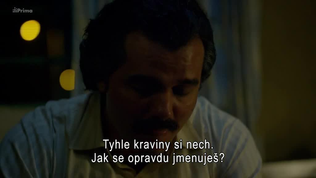 Narcos S02E09 CZ dabing