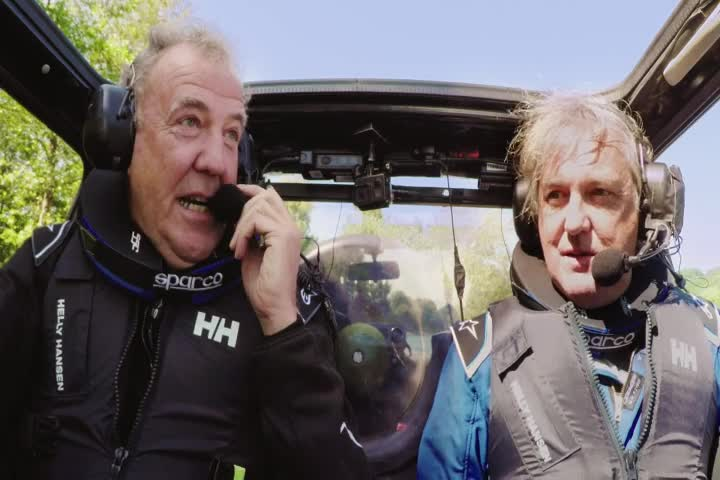 The Grand Tour S02E01 Past  Present or Future titulky CZ